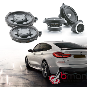 Focal BMW Standart Pack компонентная акустика
