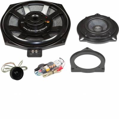 Audio System X-ION Series X200BMW PLUS EVO - 3-х компонентная акустика для BMW