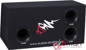 AUDIOSYSTEM R12 PLUS BP сабвуфер