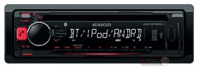 Автомагнитола  Kenwood KDC-BT500U