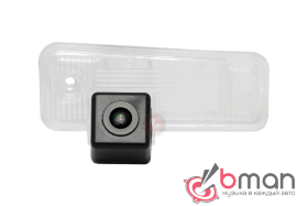 Камера Fish eye RedPower HYU224F для Hyundai Santa Fe (2013+), Creta (2016+)