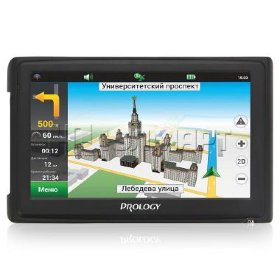 Навигаор PROLOGY iMAP-5400 Black