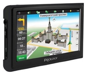 Навигатор PROLOGY iMAP-7300 Black